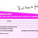 Le cap des 100 premières signatures citoyennes est franchi !