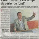 Lettre ouverte aux personnels de la Communauté du Pays d'Aix et de la Ville d'Aix