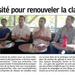 La Provence : L'atout diversité pour renouveler la classe politique