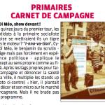La Provence : Di Méo Show devant