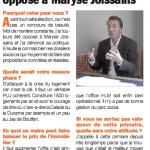 "Aix City Local News : Cyril Di Méo ""Toujours opposé à Maryse Joissains"""