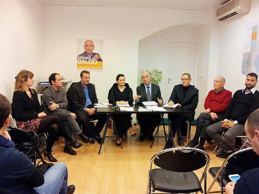 conf presse marseillaise groupes de trvail