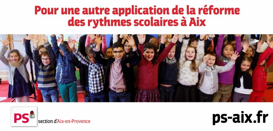 rythmes scolaire Recto