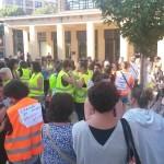 Aux côtés des salariés des crèches Les Petits Chaperons Rouges d'Aix