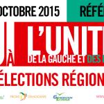 Dates et lieux sur Aix du référendum pour l'unité aux régionales en PACA les 16, 17 et 18 octobre