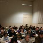 Incident lors d'une réunion à Aix : L'extrême droite n'a pas changé