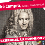 Aix fraternelle : André Campra