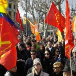 La Marseillaise du 20 mars rend compte de notre beau rassemblement