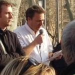 Photos du rassemblement du 19 mars