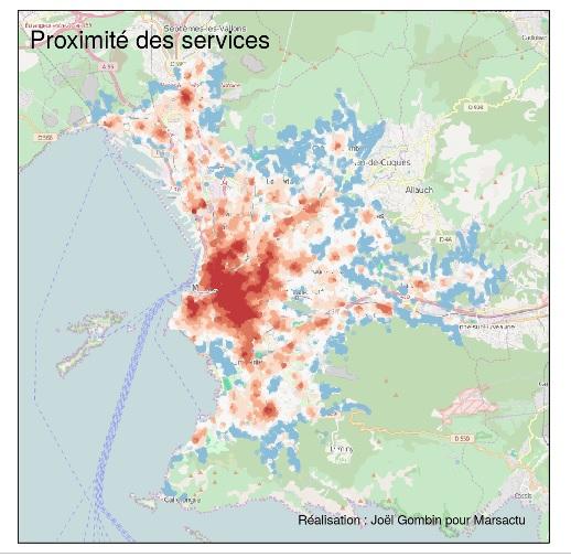 proxi services