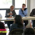 Débat sur la mondialisation avec André Cartapanis