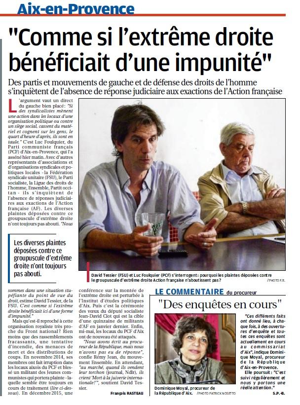 conf presse 10 juin provence