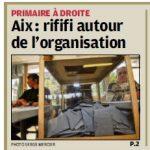 Primaire de droite à Aix : Joissains s'arrange . La Provence