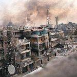 Rassemblement pour Alep à Aix