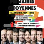 Débat pour le primaires à Aix le 16 janvier à 18h15, Sc Po Aix