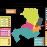 Carte des bureaux de vote primaires à Aix