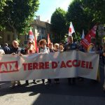 Marche 9 juin dans la Provence