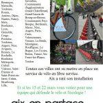Pour un service de location de vélo en libre service à Aix