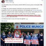 Police municipale aixoise : confusion des genres