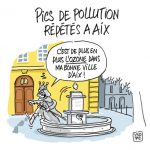 Pics de pollution, c'est l'Ozone