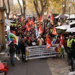 Manifestations contre le projet de réforme des retraites à Aix : 12 décembre