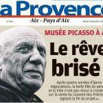On veut un musée Picasso à Aix