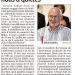 Décès Gérard Zabini