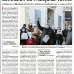 Malgré nos demandes, Françoise Terme n'est pas sanctionnée par l'équipe municipale en place. Elle reste adjointe et membre du groupe La Passion d'Aix.