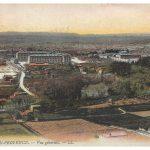 Aix en 1919 : Lycée militaire et urbanisation des quartiers Est