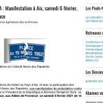 40 000 euros pour les associations algérianistes aixoises.