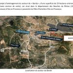 La ville continue son urbanisation décousue à Barida en lançant une nouvelle ZAC.