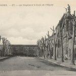 L'avenue Pasteur il y a un siècle.