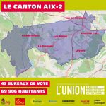 A quoi ressemblent les contours des cantons du pays d'Aix ?