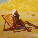 Arles à l'heure africaine